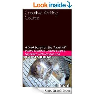 creative writing course (Kindle)